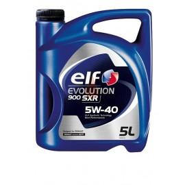 ELF EVOLUTION SXR 5W40 - 5L