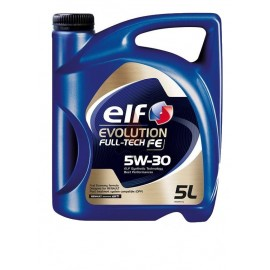 ELF EVOLUTION FULLTECH FE 5W30 - 5L