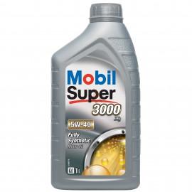 MOBIL SUPER 3000X1 5W40 - 1L