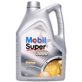 MOBIL SUPER 3000X1 5W40 - 5L