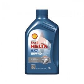 SHELL Helix HX7 10W-40 - 1 L