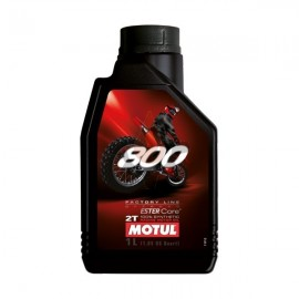 Motul 800 2T Factory Line Off Road - 1L