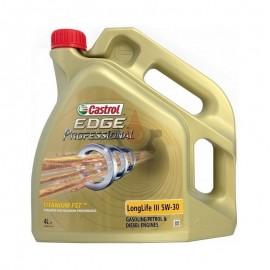 CASTROL EDGE PROFESSIONAL Longlife III FST 5W-30 4L