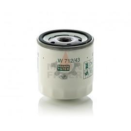 Filter olja MANN W712/43